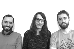 Stéphanie Boulant, Guillaume Bretin & Vincent Lecouvez - Head of Product & Product Owners - Viadeo